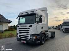 Ensemble routier Scania G410 HIGHLINE EURO 6 // SUPER STAN // SERWISOWANY occasion