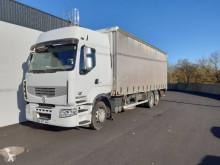 Renault Premium 450 DXI tractor-trailer used sliding tarp system tarp