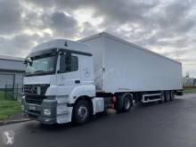 Ensemble routier fourgon Mercedes Axor 1844