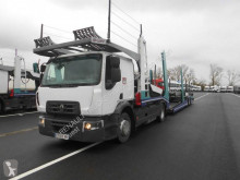 Renault Gamme D 430.19 DTI 11 tractor-trailer used car carrier