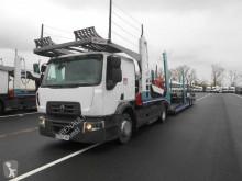 Ensemble routier porte voitures Renault Gamme D 430.19 DTI 11
