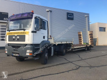 MAN heavy equipment transport tractor-trailer TGA 18.480