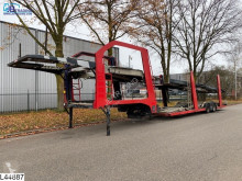Lohr car carrier semi-trailer Middenas Eurolohr, Car transporter, Winch, Combi