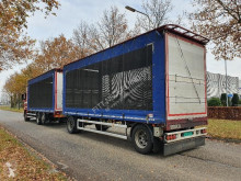 Lastbil med släp skjutbara ridåer (flexibla skjutbara sidoväggar) 2013 pluimvee aanhanger icm 2013 FH 460 pluimvee combi-59BDD4-56WJKZ