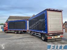 Lastbil med släp skjutbara ridåer (flexibla skjutbara sidoväggar) 2014 pluimvee aanhanger icm 2014 FH 460 pluimvee combi 28WLHB-57BFB8