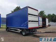 Camion remorque rideaux coulissants (plsc) 2014 pluimvee aanhanger