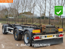 Van Hool container trailer 3K2001 Liftas APK 6-2021