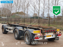 Van Hool 3K2001 APK 10-2021 Liftas trailer used container