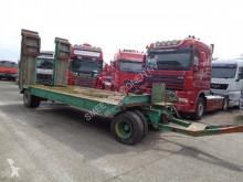 Aanhangwagen trailer used heavy equipment transport