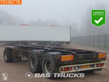 Van Hool R-314 Liftachse trailer used container