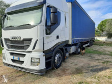 Iveco Stralis HI-WAY tractor-trailer used tautliner