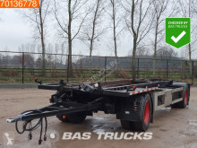 GS container trailer AC 2000 R With sled