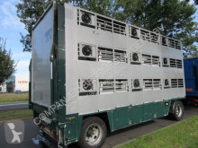 Cuppers LVA 10-10 AL trailer used cattle