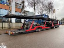 Kamion s návěsem nosič vozidel Lohr Middenas EURO 5, Multilohr, Combi