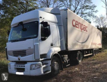 Ensemble routier fourgon Renault Premium 460.19