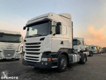 Ensemble routier Scania R450 HIGHLINE EURO 6 // SUPER STAN // SERWISOWANY occasion