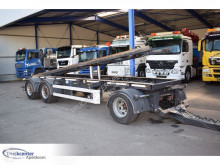Rimorchio portacontainers Wilco SHK 28, SAF, Tipper, Truckcenter Apeldoorn
