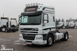 DAF CF 85.510 / SUPER SPACE / MANUAL / LODÓWKA / BL. MOSTU / **SERWIS**/ SUPER STAN / tractor-trailer used