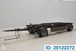Containertransport B.D.F trailer used container