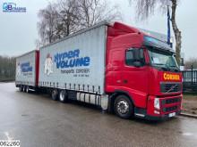 Camião reboque Middenas EURO 5, Jumbo, Mega, Combi cortinas deslizantes (plcd) usado