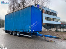 Lecitrailer Middenas trailer used tautliner