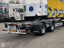 BDF trailer BDF WIPKAR / SAF-ASSEN / DUBBELE MONTAGE