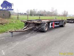 Trax Container Transport trailer used container
