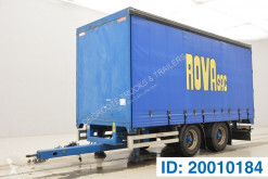 Renders Tautliner trailer trailer used tautliner