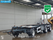 Floor FLA-10-20 Liftachse trailer used container
