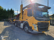 Volvo FM12 460 tractor-trailer used car carrier