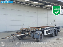 GS AIC-2700 N Liftachse trailer used container