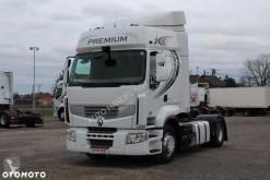 Pótkocsis szerelvény Renault Premium 460 DXI EEV / RETARDER / BL. MOSTU/ 2 ZBIORNIKI / *SERWIS*/ SUPER STAN / használt