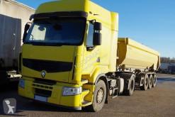 Ensemble routier benne Enrochement Renault Premium 450 DXI