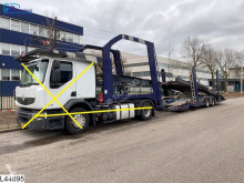Lohr Middenas Eurlohr trailer damaged car carrier