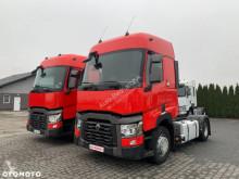Trækker med sættevogn Renault GAMA T 460 EURO 6 // SUPER STAN // SERWISOWANY // PRZEBIEG UDOKUMENTOWANY brugt