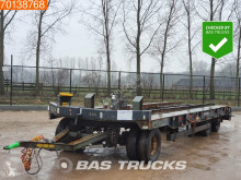 Container trailer ASDV-28 Height containerfloor: 93cm