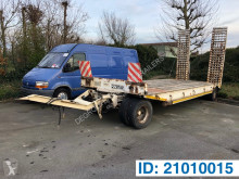 Heavy equipment transport trailer Low bed trailer