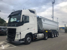Ensemble routier Volvo FH 500 Globetrotter benne standard occasion