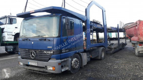 Ensemble routier Mercedes Actros 1840 porte voitures occasion