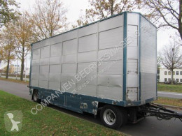 Jumbo cattle trailer MV 200 VV