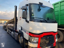 Renault Gamme T 430 P4X2 E6 tractor-trailer used car carrier