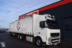 Ensemble routier Volvo FH 500 porte containers occasion