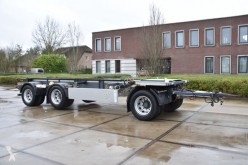 AXC 330 HANGER - SAF AXLES - 1 LIFT AXLE - DISC BRAKES - TOP CONDITION - trailer used container