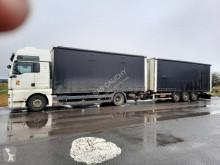 Camion remorque rideaux coulissants (plsc) MAN TGA 18.480
