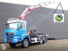 MAN Ensemble routier 33.440 6x6 HMF 4220 E6 KRAN CRAN TOP !!!