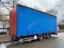 Függönyponyvaroló nyerges vontató és pótkocsi Middenas Jumbo, Mega, Combi