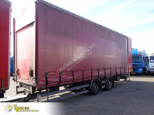 + Extendable roof trailer used tautliner