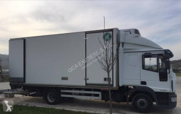 Iveco Eurocargo 120 E 24 tractor-trailer used insulated