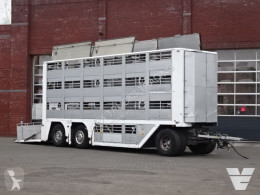 Berdex cattle trailer Jumbo Livestock - 4 stock -