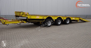 Castera heavy equipment transport trailer 3 assige wipkar 3 assen, Axles, Aschen - Wipkar, Dieplader, Tieflader, Plateau- Anhanger